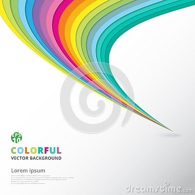 Free Abstract Colorful Lines Pattern Twist Curve Element Speed Motion Stock Photo - 109386780