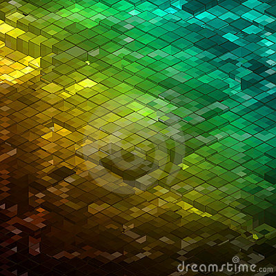 Abstract colorful Mosaic background. EPS 8 Vector Illustration
