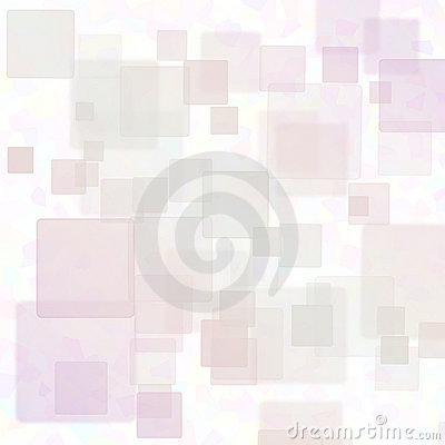 Abstract colorful square background