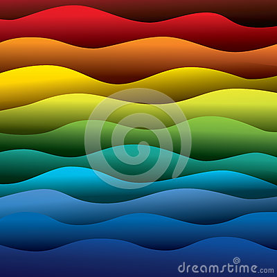 Free Abstract Colorful Water Waves Of Ocean Or Sea Background Stock Photo - 33646980