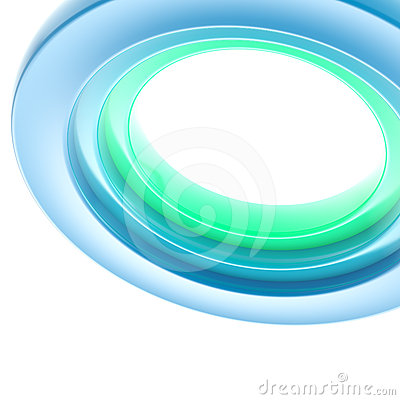 Free Abstract Copyspace Torus Background Stock Image - 24603871