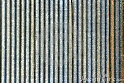 Abstract corrugated background