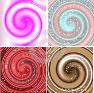 Abstract cream background