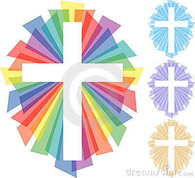 Free Abstract Cross/eps Royalty Free Stock Photography - 17768337
