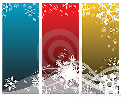 Abstract curves & snowflakes
