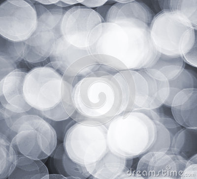 Abstract defocused background