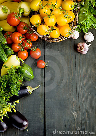 Free Abstract Design Vegetables Background Royalty Free Stock Photo - 20684305