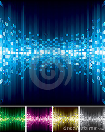 Free Abstract Digital Background Royalty Free Stock Images - 13966749