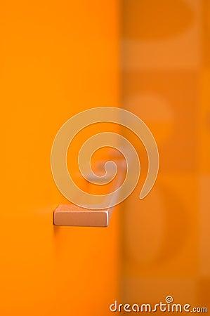 Abstract Door Handles