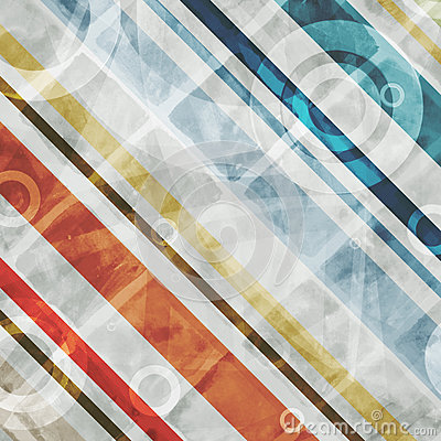 Free Abstract Double Exposure Background With Modern Geometric Design Elements And Diagonal Lines Royalty Free Stock Photo - 79219335