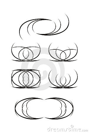 Free Abstract Drawings Stock Photography - 14087932