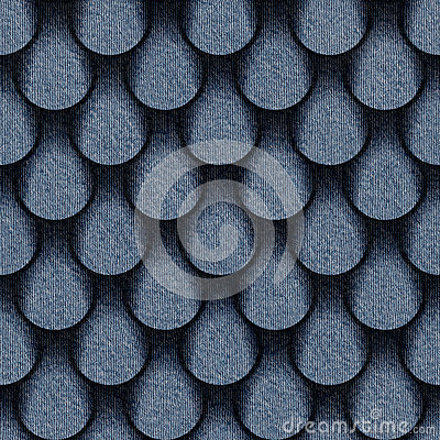 Free Abstract Drops Pattern - Seamless Pattern - Blue Jeans Textile Royalty Free Stock Photo - 54483275