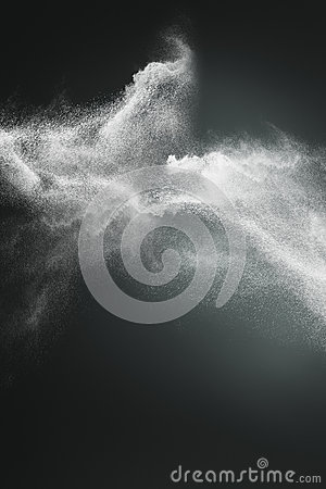 Free Abstract Dust Cloud Design Royalty Free Stock Image - 31488536