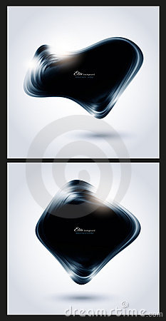 Abstract elements for background