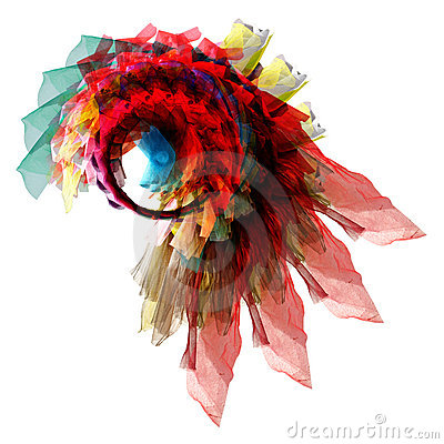 Free Abstract Eye Twist Royalty Free Stock Images - 17735559