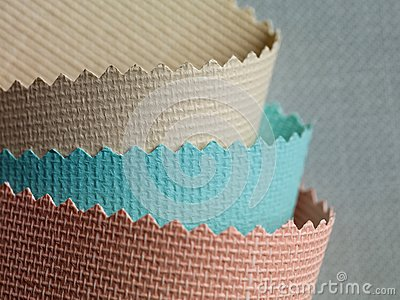 Abstract fabric composition texture