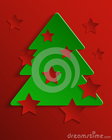 Abstract festive background paper