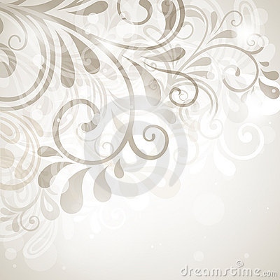 Free Abstract Floral Background Stock Photography - 20127542