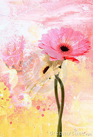Free Abstract Floral Background Royalty Free Stock Photography - 9101327