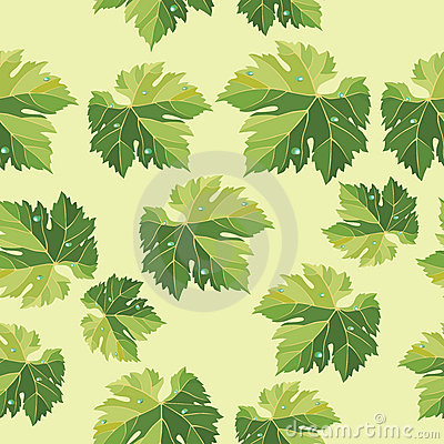 Abstract floral background. Seamless pattern.