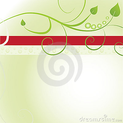 Abstract flower background2