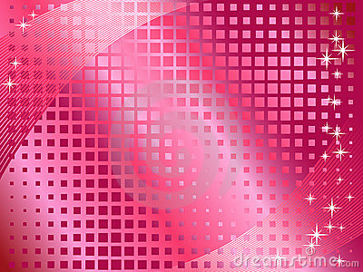 Abstract flowing background