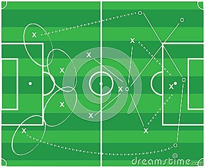 Football tactic