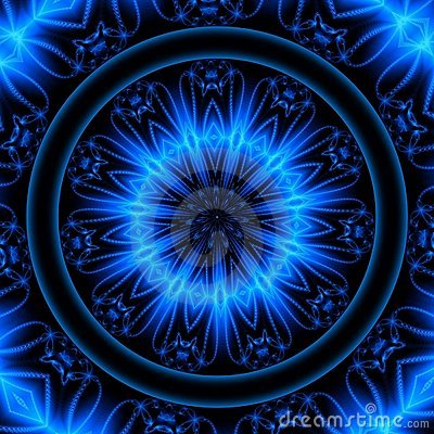 Free Abstract Fractal Background Royalty Free Stock Images - 8041629