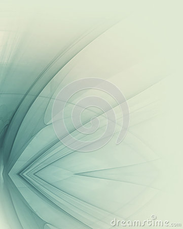 Abstract fractal background in pastel retro colors