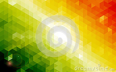 Abstract geometric background Design.