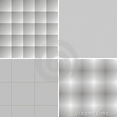 Abstract geometric background, gray and white