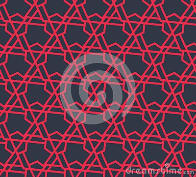 Free Abstract Geometric Pattern With Triangles And Lines - Vector Eps8 Stock Images - 100687104