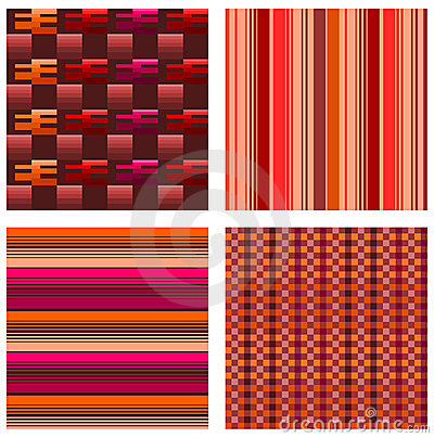Abstract and geometric patterns
