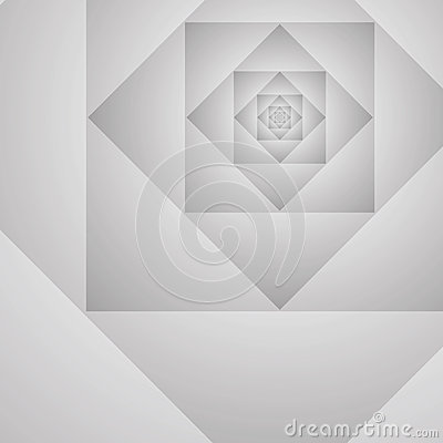 Abstract geometric prototype vector gray backgroun