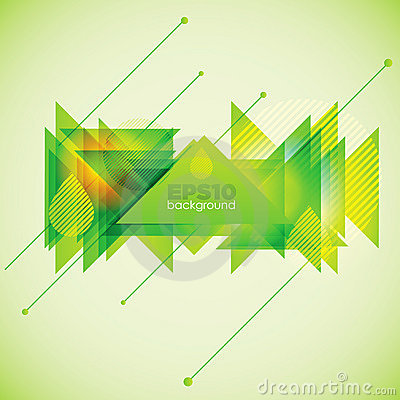 Free Abstract Geometric Shapes Stock Photo - 23322640
