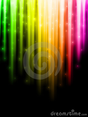 Abstract glittering vector background