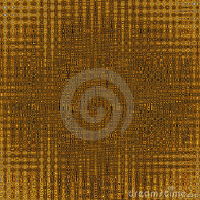 Abstract golden background pattern