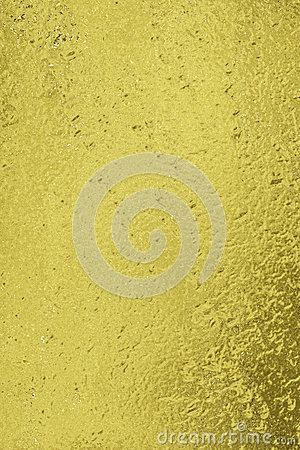 Abstract golden  texture