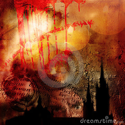 Free Abstract Gothic Background Royalty Free Stock Photos - 588228