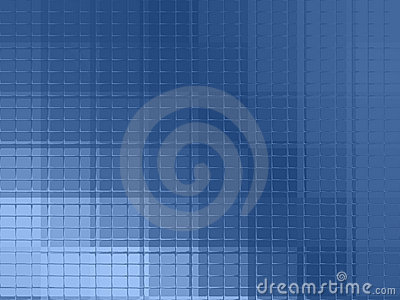Abstract graphic textured background in blue