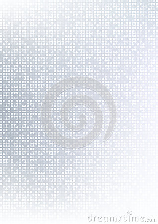 Free Abstract Gray Vector Technology Circle Pixel Digital Gradient Background, Business Grey Pattern Pixels In A4 Paper Size. Royalty Free Stock Photo - 92100095