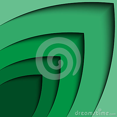 Free Abstract Green 3d Arrow Wave Line Certificate Abstract Background Royalty Free Stock Photography - 63145357