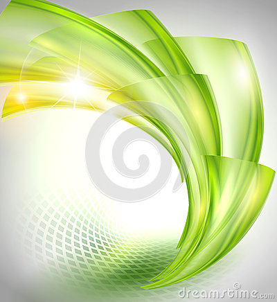 Free Abstract Green Background Royalty Free Stock Image - 28197616