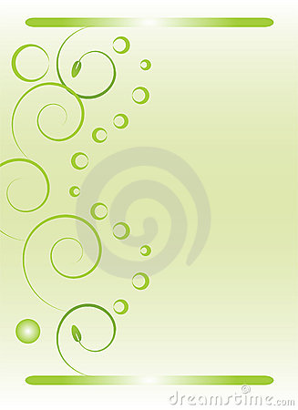 Free Abstract Green Background2 Royalty Free Stock Photos - 9482438