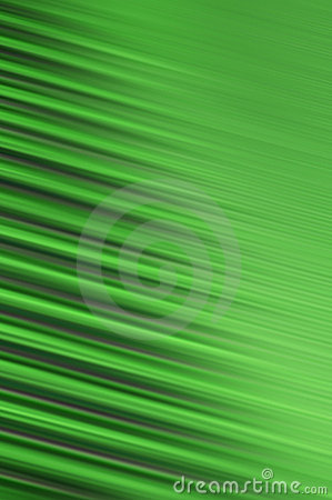 Abstract green motive