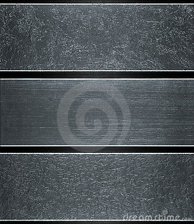 Abstract grudge steel background