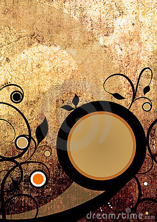 Free Abstract Grunge Background Design Royalty Free Stock Image - 1421176