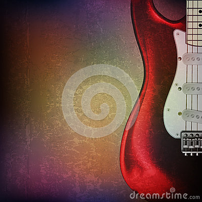 music time guitar abstract - photo #41