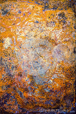 Free Abstract Grunge Background In Orange, Yellow, Blue, Purple Colors Stock Photography - 80003712
