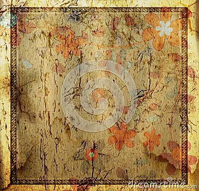 Abstract grunge backgrund
